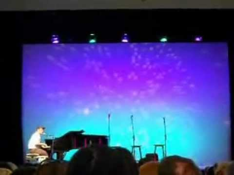 Prewiews Of Drew Gasparini @ Kennedy Center.wmv