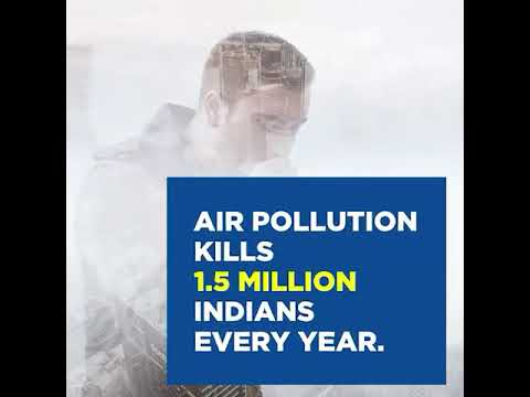 Air ¦¦||pollution. ||is it curse or gift||air about india