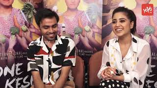 Exclusive Interview With Gone Kesh Cast Shweta Tripathi And Jitendra Kumar Latest | YOYO Times
