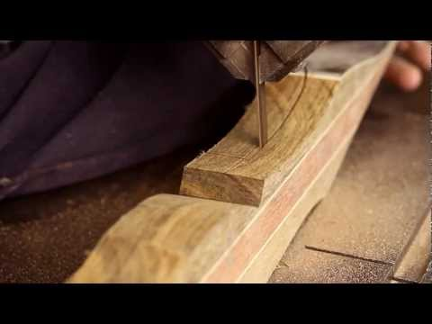 The Making of a Traditional Bow