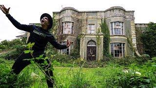 Exploring Haunted Abandoned Millionaire