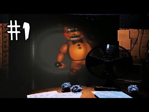 ÁC MỘNG THỜI THƠ ẤU! | Five nights at Freddy's 2 #1