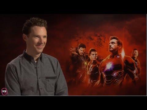Avengers: Infinity War star, Benedict Cumberbatch Interview