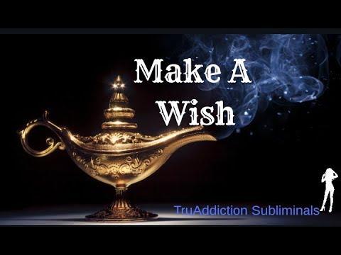 Develope a WISH CHAKRA  Subliminal Messages ~TruAddiction Subliminals 💋