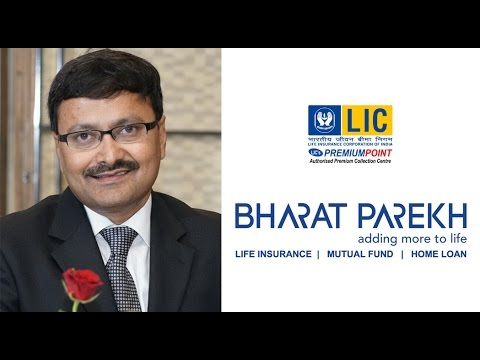 LIC Bharat Parekh Life Insurance Services