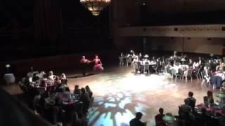 "FX Entertainment Australia ""Strictly ballroom"" bespoke corporate show"