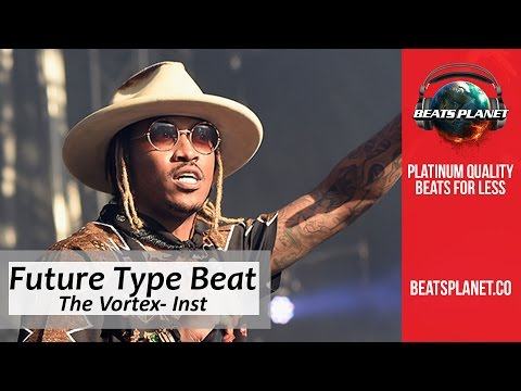 Future Type Beat - The Vortex (Prod by DJ Nay-Dee)