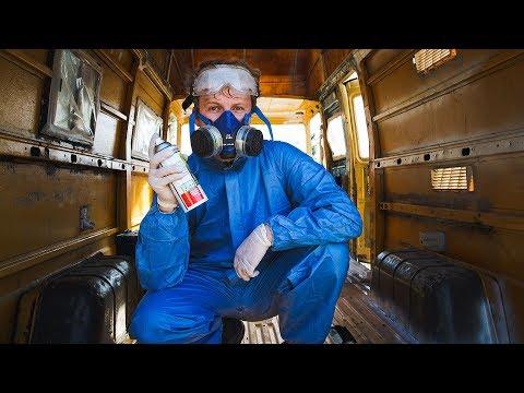 Fixing Rust on Our 38 Year Old Van (Van Build - Part 6)