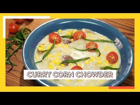 Curry Corn Chowder