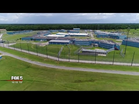I-Team: FOX 5 I-Team Tests Prison Drone Warning System