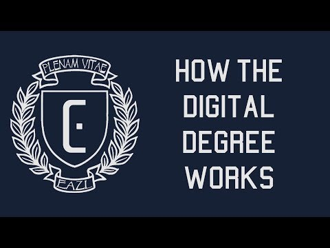 The Digital Degree: a Revolutionary Approach to Higher Education