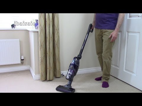 Morphy Richards Supervac Deluxe 3 in 1 Cordless Vacuum Demonstration & Review