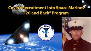 """Covert Recruitment into Space Marines """"20 and Back"""" Program"""