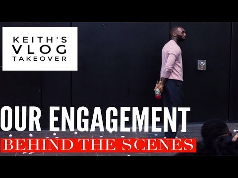 OUR ENGAGEMENT | BTS | VLOG #28