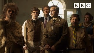 Is Alison losing her mind? Ghosts, a new series from the Horrible Histories team - BBC