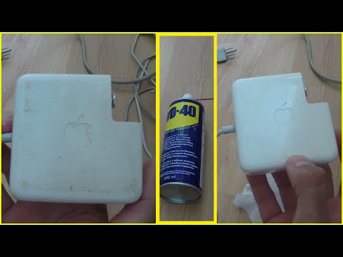 How to Clean Your MacBook Apple MagSafe [HACK With WD-40]