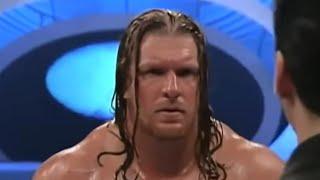 Gillberg vs Triple H   |   SD!  08/31/99