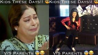 Kids V/S Parents | Neha Kakkar