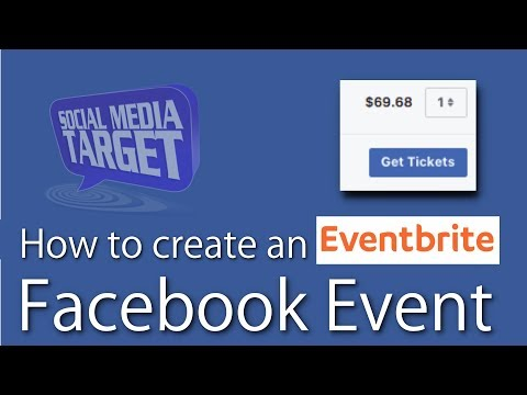 How to create an Eventbrite Facebook Event