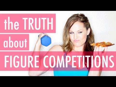 The Truth About Figure Competitions & Metabolic Damage - BEXLIFE