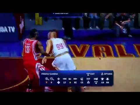 NBA2K16 MyCareer Spin Move