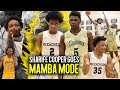 Sharife Cooper Has A MAMBA MOMENT In INSANE SEASON OPENER Vs Anthony Edwards Top Guards GO AT IT