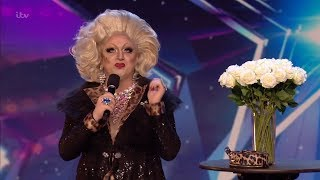 Britain's Got Talent 2020 Myra Dubois is a Force of Nature Full Audition S14E06