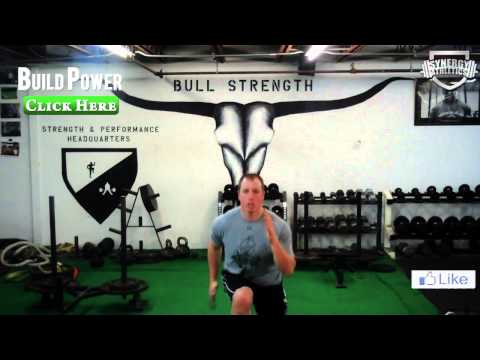 No Equipment Conditioning + Stability Workout
