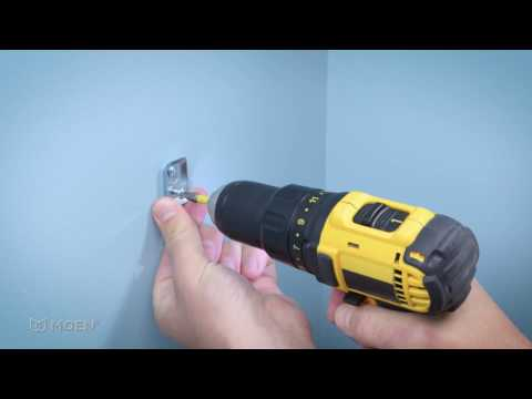 Press & Mark Easy 3 Step Installation for Hardware Installation