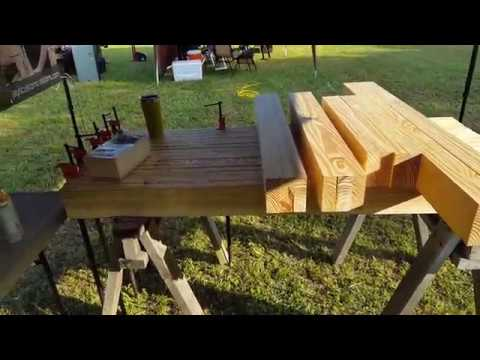 Half laps vs mortise and tenon for workbenches