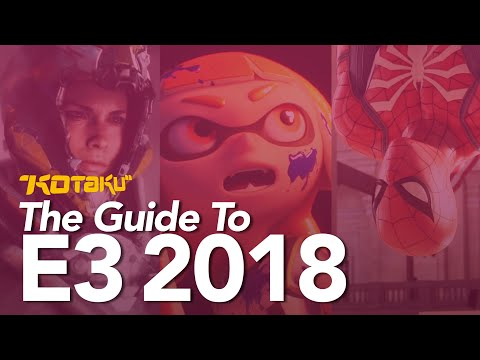 E3 2018: Our Guide to the Conference Schedules