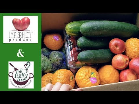 Imperfect Produce Box & Full Belly Fare Delivery