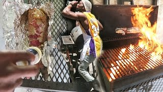 Cooking With Chef O Nasty! Hood Grilled Barbecue Catfish Ep.3