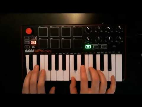 Xxx Mp4 Akai Mpk Mini Live Looping With FL Studio 1 3gp Sex