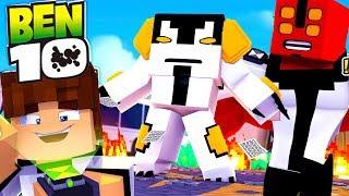 Minecraft Ben 10 Adventure - LITTLE KELLY LOVES BEN 10