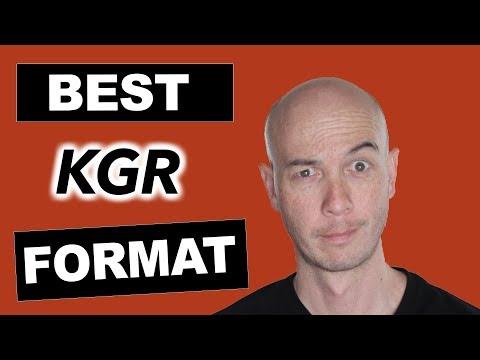 Best Keyword Golden Ratio Format
