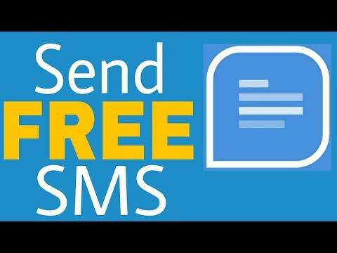 Send SMS to anyone Free