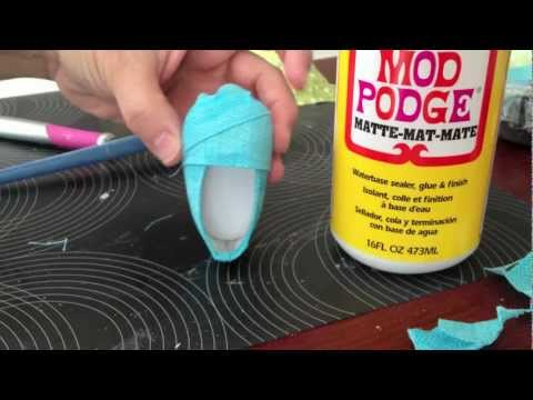 How To Make Shoes Like Toms ® For your American Girl Doll