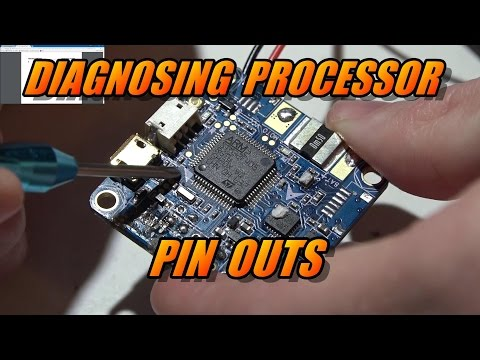 How To Check F3 & F4 Processor Pin Outs