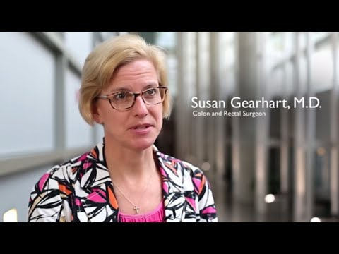 Fecal Incontinence: Causes, Risk Factors and Treatments |  Colorectal Surgeon Susan Gearhart