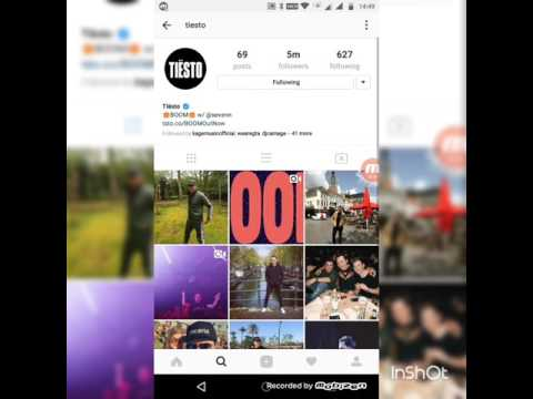 How to check someone's instagram profile??