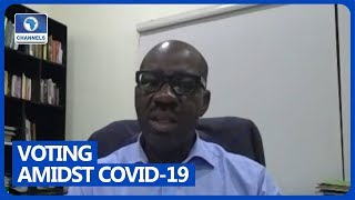 Obaseki: We Are Being Transparent And Upfront With Emphasis On COVID-19 Risk Minimization