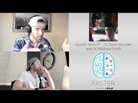Faster - Podcast by FLO - S1E3: Staying Healthy And Preventing Injury With Revo PT