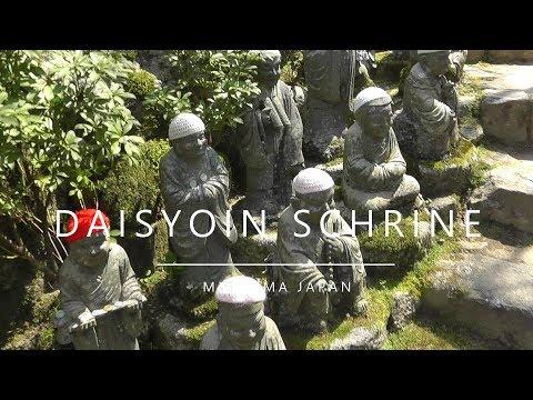 Japan, Miyajima - Daisyoin Schrine (2018)