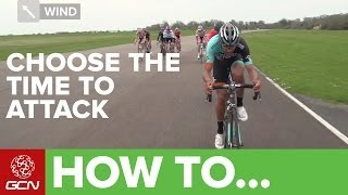 How To Choose The Right Time To Attack | Racesmart