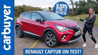 2020 Renault Captur in-depth review - does it have the 'va va voom' to beat the Juke or Puma?