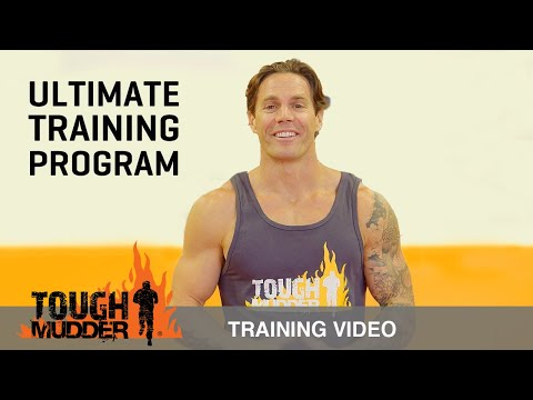 Get Fit: Endurance, Power, Agility and Strength Training Workouts - Ep. 1   Tough Mudder
