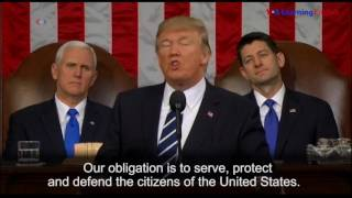 Highlights of President Trump