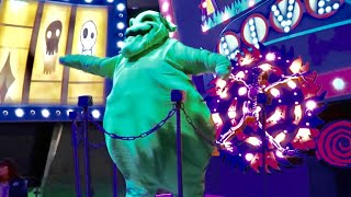 Download Opening Night of Oogie Boogie Bash - All NEW Disney Halloween Party at DCA / Villains Grove & MORE Video