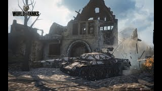 World Of Tanks Stb-1 - 5 Kills 10,3k Damage